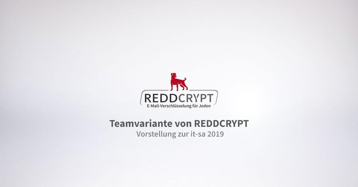 Teamvariante von REDDCRYPT
