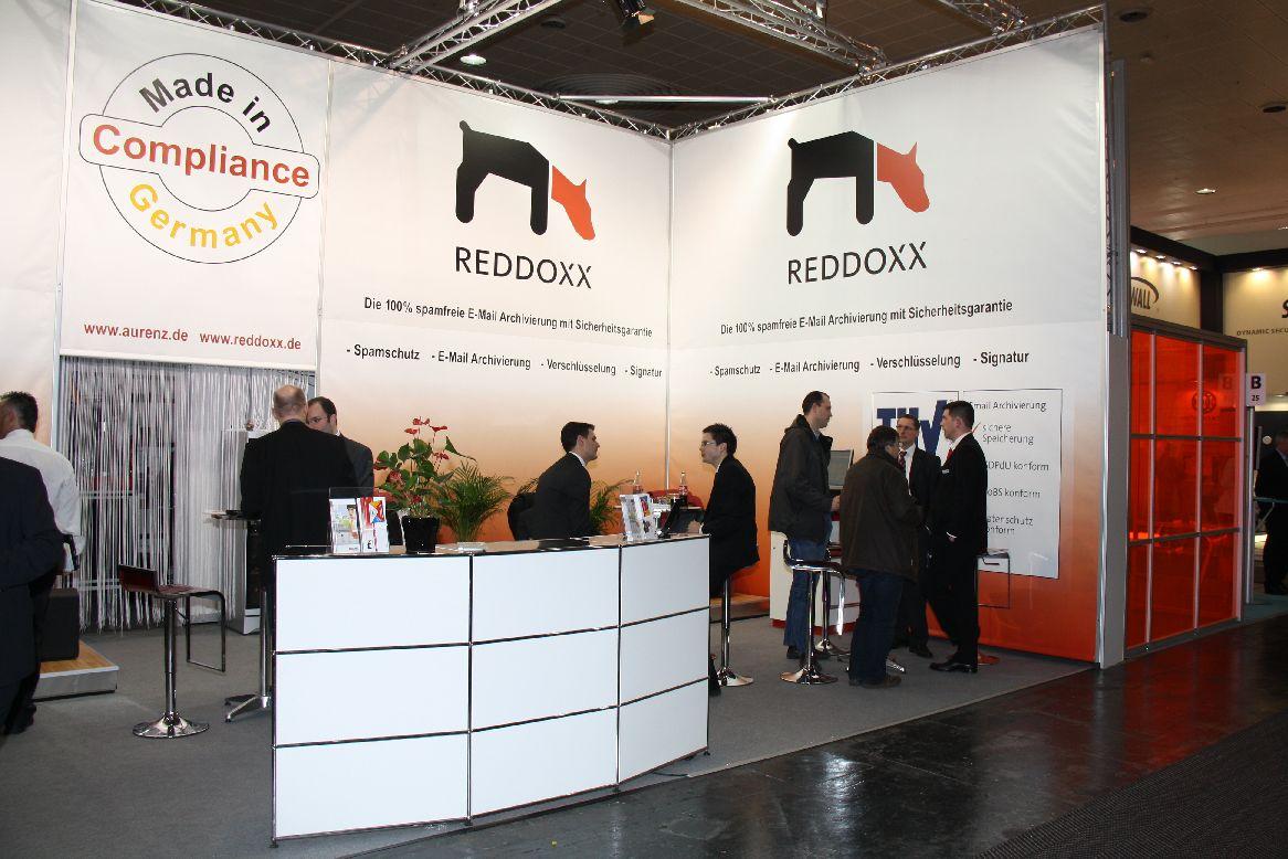 REDOXX auf der CeBIT 2011