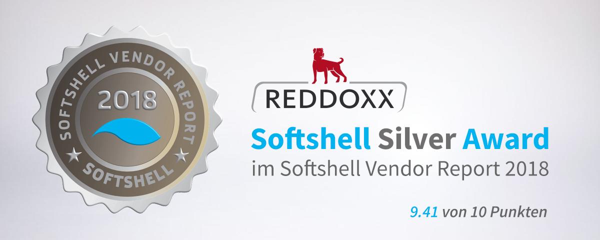 REDDOXX gewinnt Softshell Silver Award
