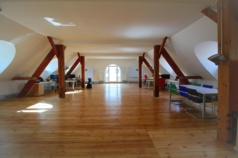 Viel Platz für dich in unserem Entwicklerloft in Schorndorf